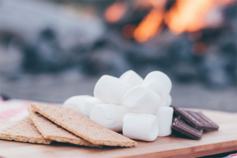 Marshmallow by Jessica Ruscello on Unsplash